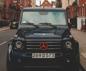 buildings, car, and luxury image