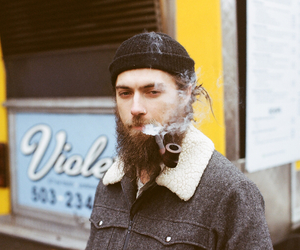 beard, photography, and parker fitzgerald image
