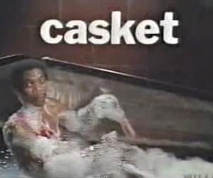 beyond, bubble bath, and casket image