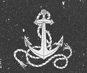 anchor and white image