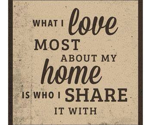 home, house, and love image