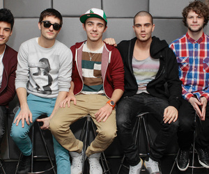 the wanted, siva kaneswaran, and jay mcguiness image