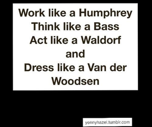 gossip girl, bass, and chuck bass image
