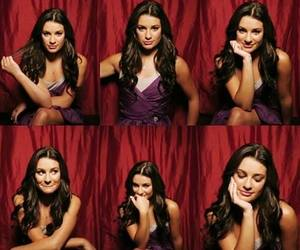 lea michele and Queen image
