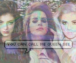 lorde, lana del rey, and marina and the diamonds image