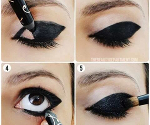 cool, liner, and cute image