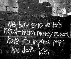 quotes, money, and people image