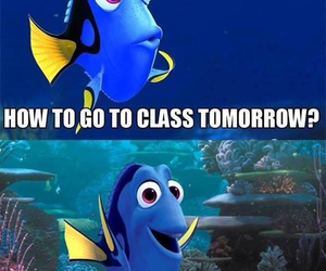 dory, funny, and iphone image