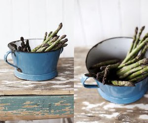 asparagus and food image