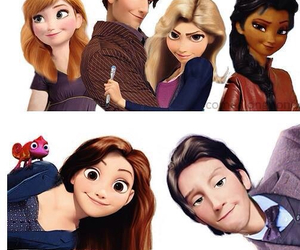 disney, doctor who, and tangled image