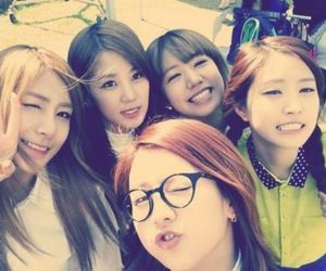 apink, bomi, and naeun image