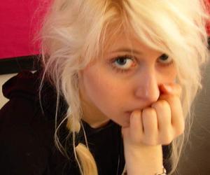 aw, girl, and hair image