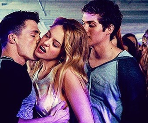 teen wolf, colton haynes, and isaac lahey image