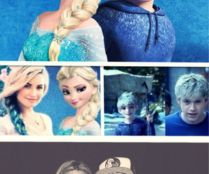 jack frost and OMG image