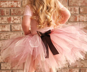 ballet, child, and girl image