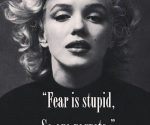 fear, regrets, and stupid image