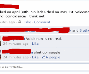 funny, harry potter, and muggle image