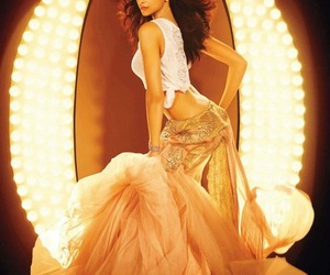 deepika padukone, bollywood, and vogue image