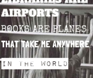 airports, books, and libraries image