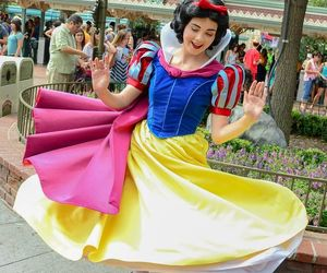 disney, snow white, and face character image