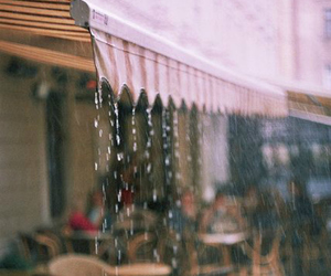 rain, photography, and vintage image