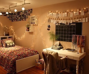bedroom, decorations, and i want this image