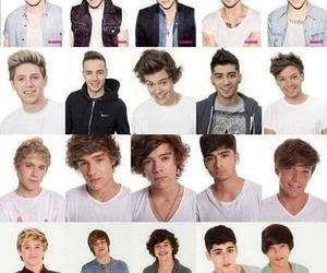 Forever Young and one direction evolution image