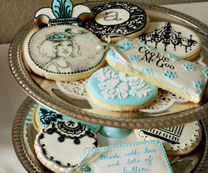 blue and Cookies image