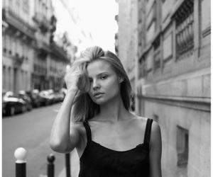 model and Magdalena Frackowiak image