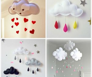cloud, clouds, and diy image