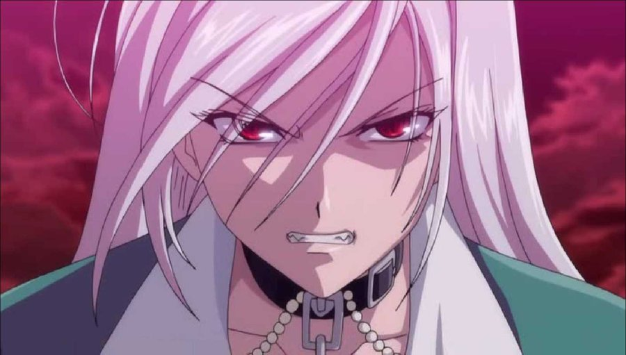 101 Images About Rosario Vampire On We Heart It See More About