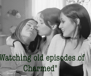 charmed, old, and sisters image