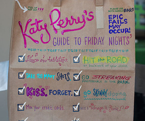 katy perry, tgif, and friday image
