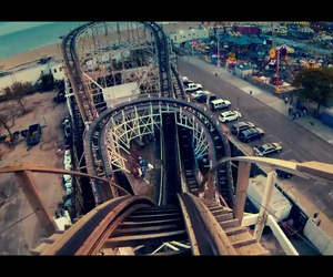 coney island, enjoy, and fun image