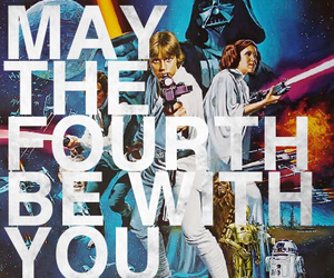 star wars, star wars day, and may the fourth image