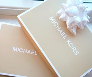 Michael Kors, fashion, and gift image