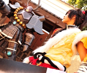 armor, cosplay, and costume image