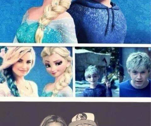 frozen, demi lovato, and niall horan image