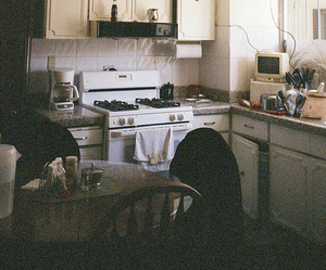 vintage, indie, and kitchen image