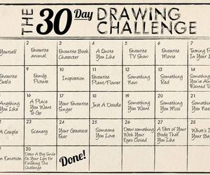 challenge, drawing, and art image