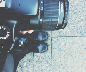 art, berlin, and canon image
