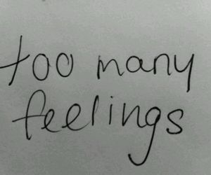 confuse and feelings image