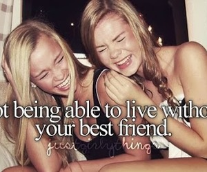 best friend, girls, and messages image