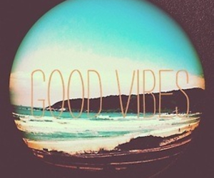 beach, good vibes, and summer image