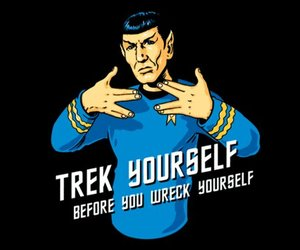 funny, spock, and vulcan image