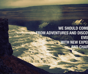 adventure, text, and beautiful image