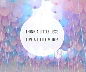 live, quote, and cute image