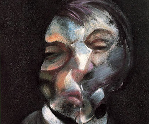Francis Bacon, art, and bacon image