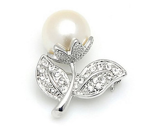 brooch, chic, and jewelry image
