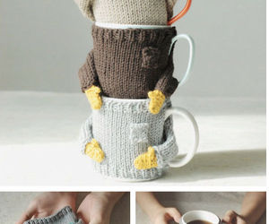 diy, knit, and winter image